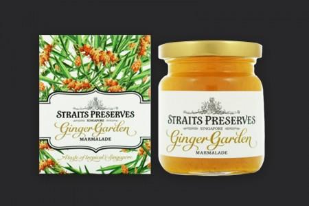 Ginger Garden Marmalade
