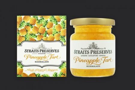 Pineapple Tart Marmalade