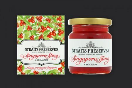 Singapore Sling Marmalade