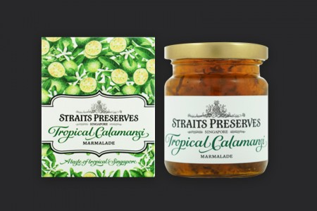 Tropical Calamansi Marmalade