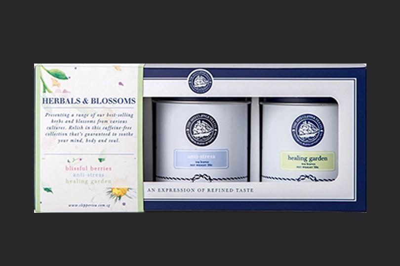 Herbals & Blossoms Tea