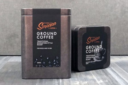 SINPOPO GROUND COFFEE
