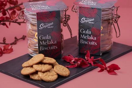 Gula Melaka Biscuits